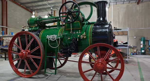 Pearn's Steamworld Westury Annual Steam Spectacular