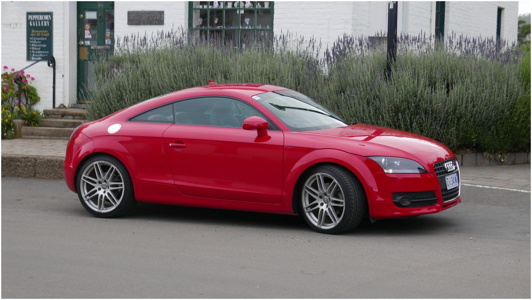 Audi TT - Overdrive Car Hire