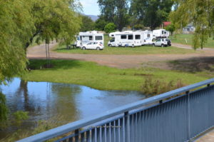 rv friendly town campbelltown overnight free stay