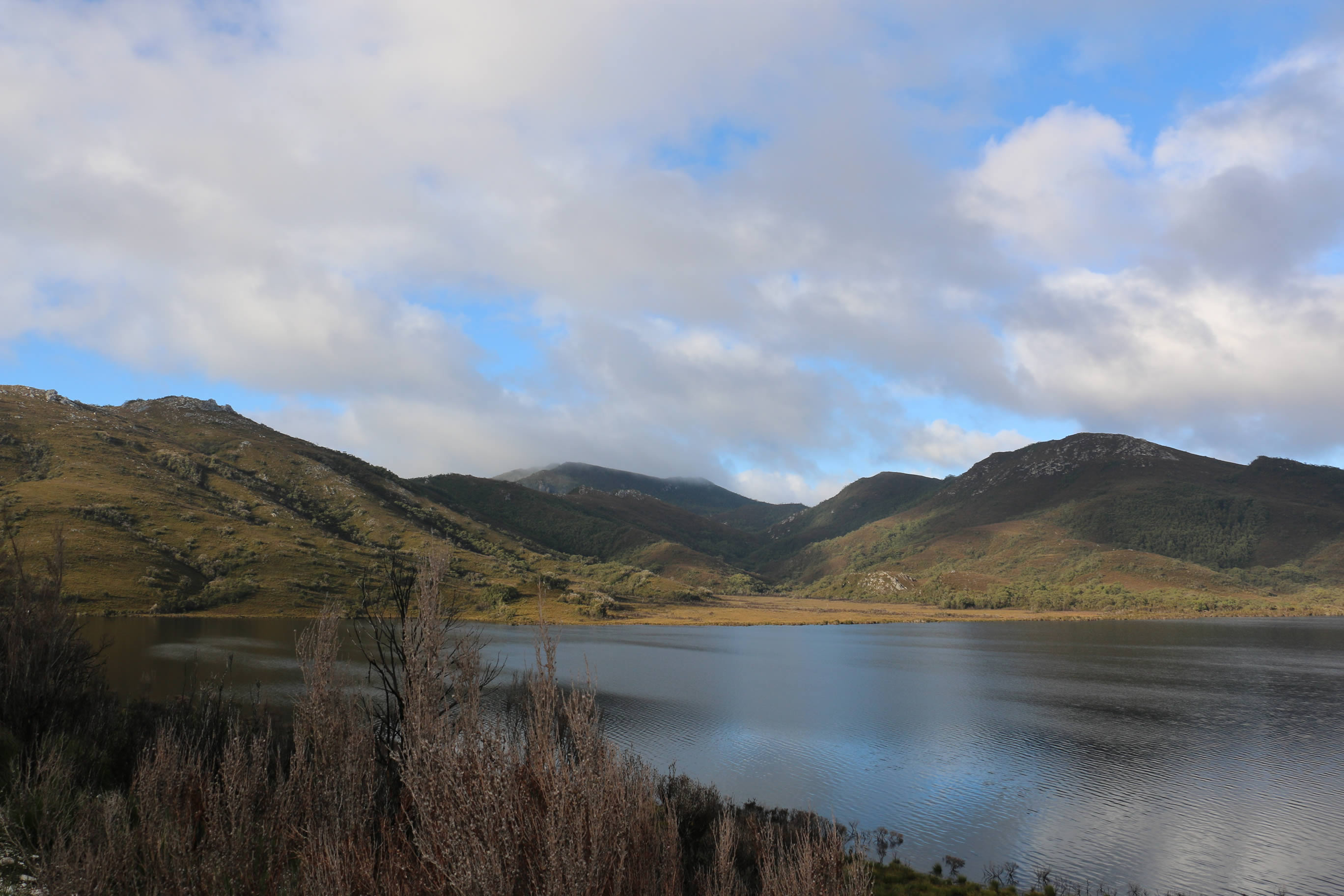 Lake Pedder Strathgordon Tasmania